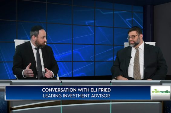 A conversation with Eli Fried – a leading financial adviser.