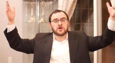 An Amazing Pesach story by R' Yaakov Berger