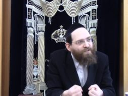 Another beautiful shiur about bitachun during Coronavirus by R' Shimon Spitzer