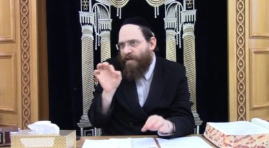 עבודת השם בנגיף הקרונה (coronavirus) A shiur by R' Shimon Spitzer in Yiddish