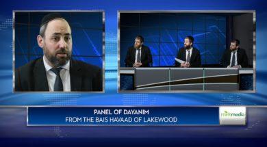 Coronavirus and Halacha- The Lkwd Bais Havad- Mint Media