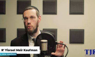 Don't be That Bear- A True Story By R' Yisrael Koufman