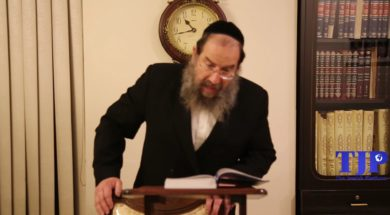 Mishnayos, Arvey P'Sachem 3- R' Simcha Perlowitz