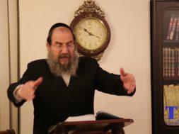 Mishnayos, Arvey Psachim 4- R' Simcha Perlowitz
