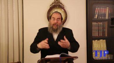 Mishnayos, Arvey Psachim 5- R' Simcha Perlowitz