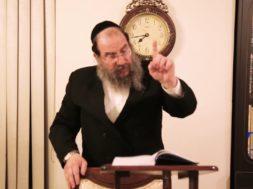 Mishnayos Arvey P'sachim, Mishna 1- R' Simcha Perlowitz