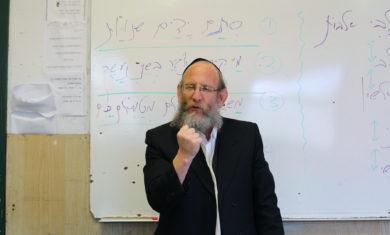 rabbi shain