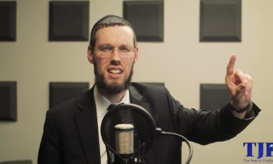 The Crying Sefer- A Mashal by R' Yisrael Koufman