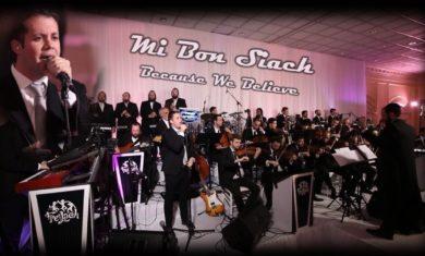 The Freilach Band Chuppah Series – Mi Bon Siach ft. Simcha Leiner, Mezamrim – Because We Believe