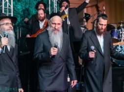 Three Stars Sharing The Stage! MBD, Avraham Fried, Beri Weber with The Freilach Band & Shira Choir!
