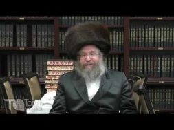 All for the Best, Even If It Doesn't Seem That Way (story) – by Rabbi Fischel Schachter