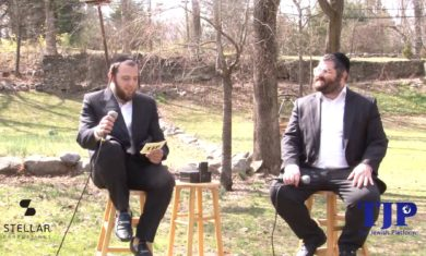 ARI ABRAMOWITZ live interview about the release of the new movie FAR-RETER