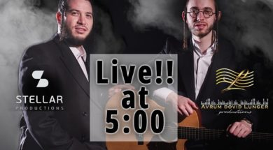 Motty Ilowitz and Moshe Schwarts, Live Interview and Performance on The Jewish Platform