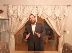 Pirkei Avos with R' Boruch Perlowitz/ shiur 1; Intro