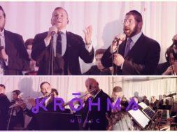 "Krohma Music presents ""Mi Adir"" ft. Mordechai Shapiro and his brothers"
