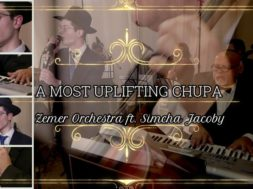 An Uplifting Chupah! Zemer Orchestra feat. Simcha Jacoby (Sharei Dmaos/Odcha)