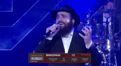 Boruch Sholom –  Hatzalah-Thon concert (Live)
