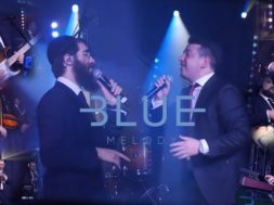 Blue Melody 2020 Vision featuring Eli Marcus and Moshe Tischler