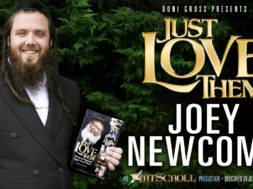 Just love them! Joey Newcomb, A Tribute To R' Dovid Trenk Zatza'l