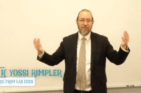 The Esrog From Gan Eden, A Story by R' Yossi Rimpler