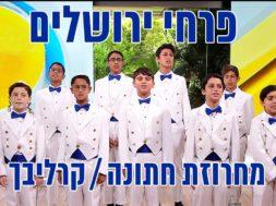 Jerusalem boy's choir – Carlebach wedding songs