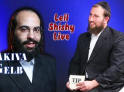 Akiva Gelb With Boruch Perlowitz, Thursday night live