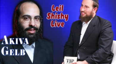 Akiva Gelb With Boruch Perlowitz, Thursday night live