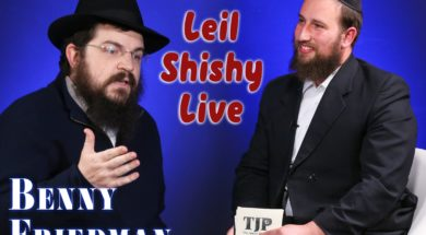 Benny Freidman Interview with Boruch Perlowitz