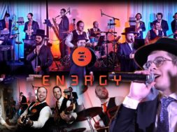 En3rgy B'simcha – ft. Simcha Jacoby & Lev Choir
