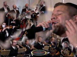 """Mordechai Shapiro """"V'siten"""" An Aaron Teitelbaum Production"""