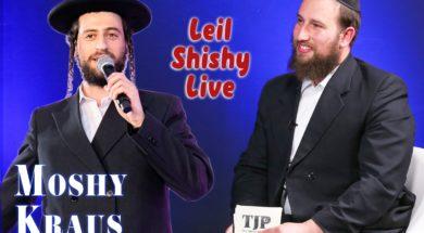 Moshe Kraus and Boruch perlowitz, Thursday night live