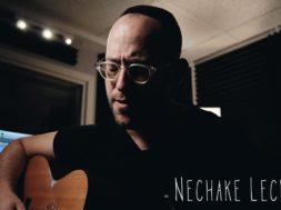 Nechake Lecha (Ishay Ribo) – Aryeh Kunstler Cover