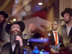 Shloime Taussig and Zemiros – Avos Ha'Kedoshim