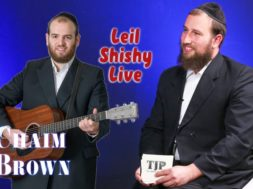 Thursday Night live with Chaim Brown