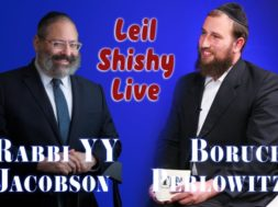 Thursday Night Live with Rabbi YY Jacobson