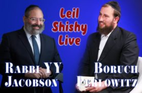 Thursday Night Live with Rabbi YY Jacobson