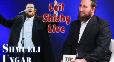Thursday Night Live with Shmueli Unger
