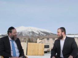 Thursday Night with Rabbi Sendy Kaszirer