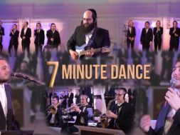 7 Minute Dance! Chaim Gefner Production ft. Volvy Rosenberg & Shir Vshevach Boys Choir