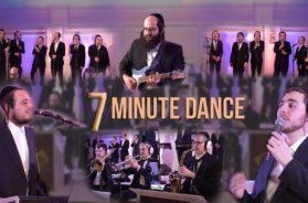 7 Minute Dance! Chaim Gefner Production ft. Volvy Rosenberg & Shir Vshevach Boys Choir