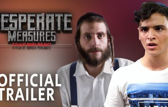 desperate Measures Official Trailer