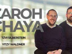 Zaroh Chaya- Tzvi Silberstein & Yitzy Waldner (Official Music Video)