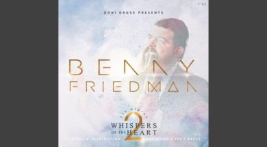 A Yid, Benny Friedman- Acapella version