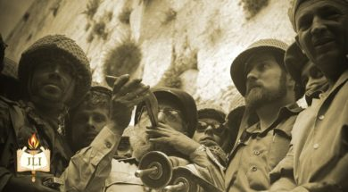 Recapturing The Old City and The Kosel during the Six Day War