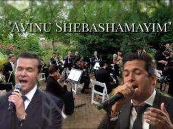 """Ohad Moskowitz, Avi Perets """"Avinu Shebashamayim"""" Aaron Teitelbaum Production"""
